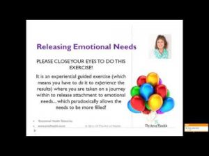 Understand Your Emotional Needs - Part 2 of 2